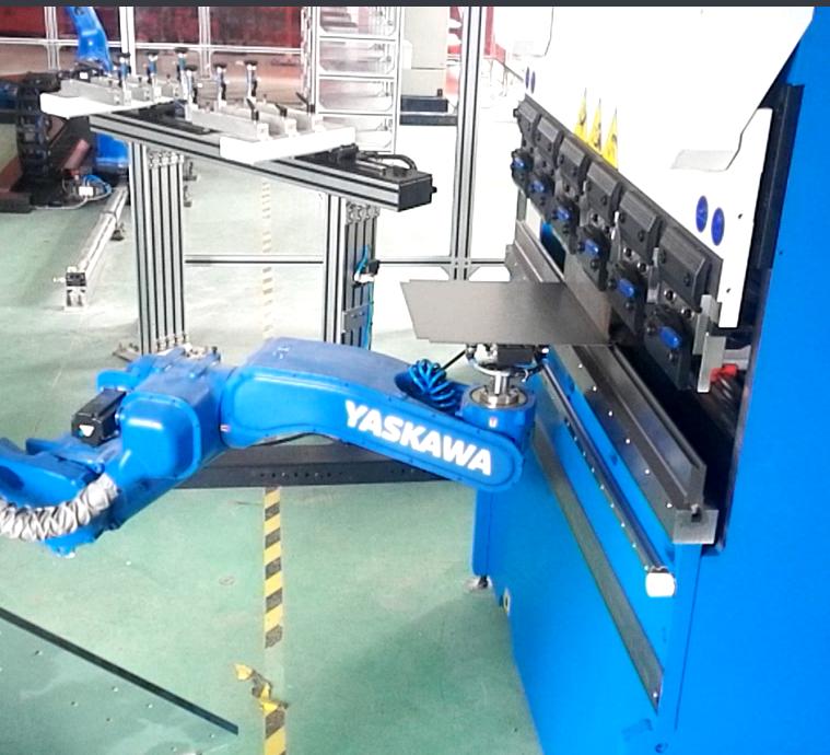 钣金控制柜雷火雷火自动雷火,网络机柜自动化雷火机器人雷火案例